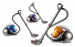 dyson canister vacuum reviews